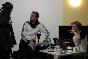 Stephan Emig, Dozent beim OLB MUSIK-CAMP NORDWEST in der Jugendherberge Bad Zwischenahn
