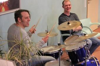 Dennis Poschwatta von den Guano Apes gibt Tipps