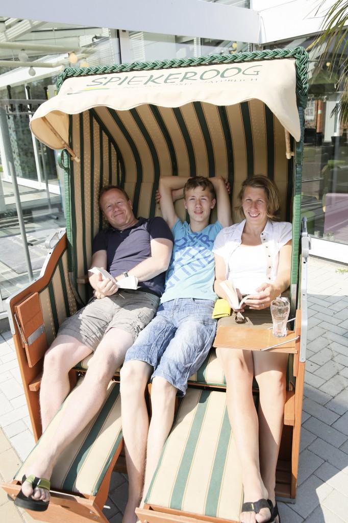 ...alle in einem Korb (Foto: Axel Kirchhof)