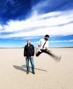 Kai und Thorsten Wingenfelder als künstlerische Köpfe des Projekts