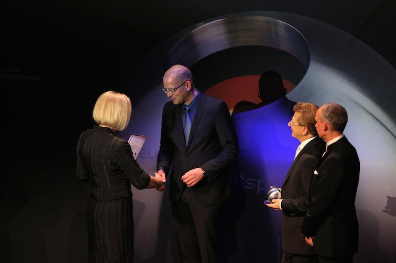 Deutscher Nachhaltigkeitspreis 2014 Jugendherbergen