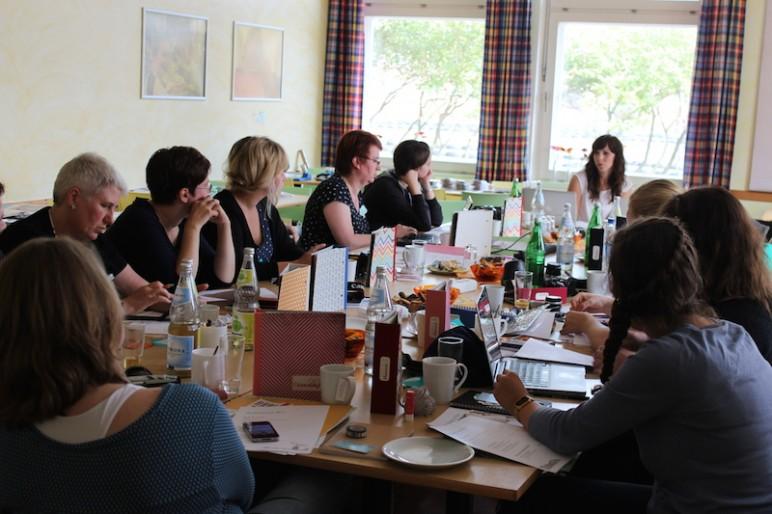 Workshop Jugendherberge Borkum