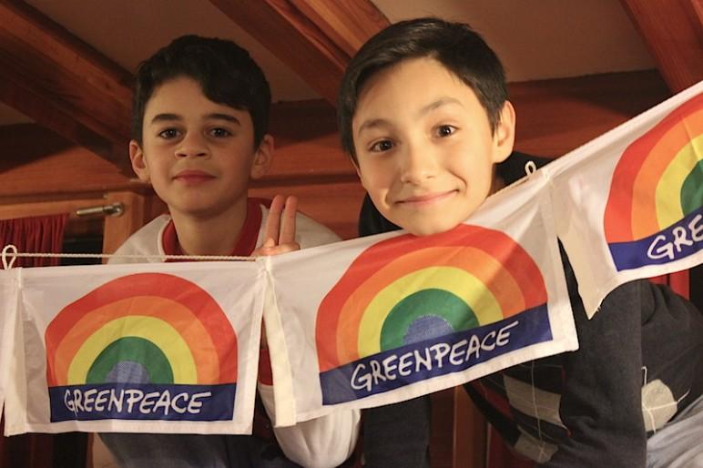 Jugendherberge Greenpeace Wale 2