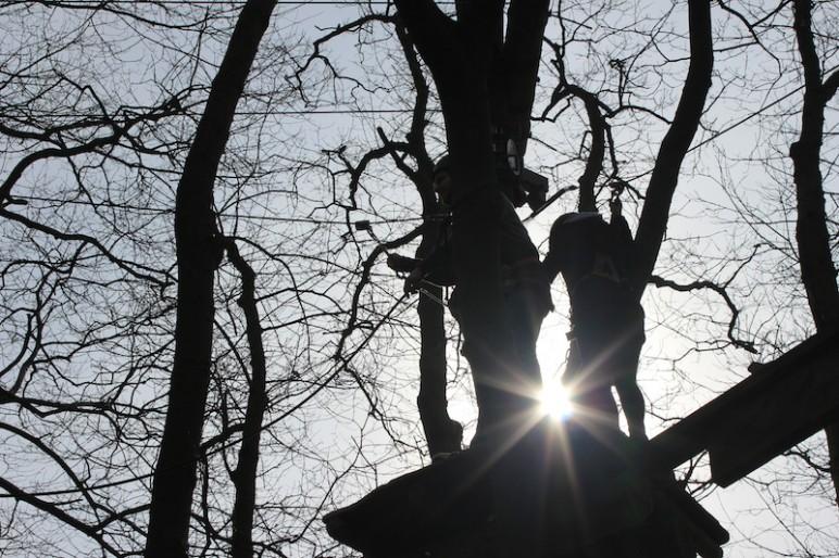 Kletterpark Verden Jugendherberge