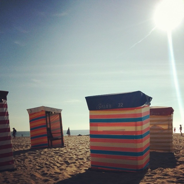 Strandzelt Borkum Jugendherberge