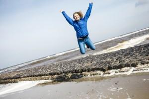 Nordseeluft macht einfach gute Laune