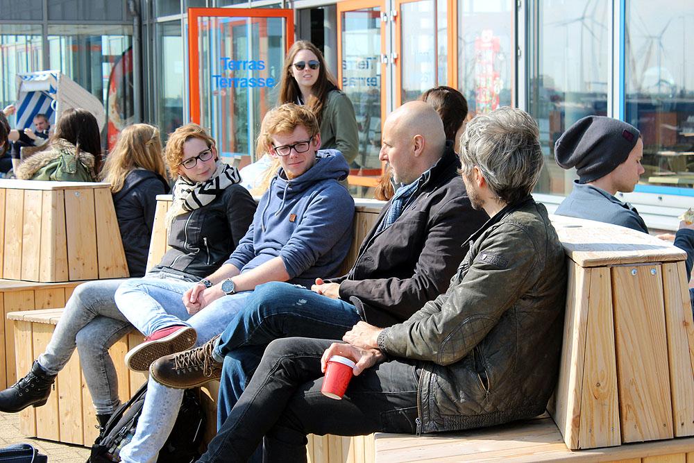OLB Musikcamp 2015 Jugendherberge Borkum Tag 111
