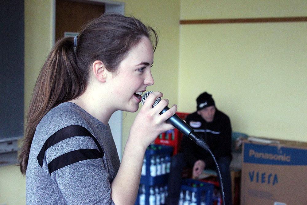 OLB Musikcamp 2015 Jugendherberge Borkum Tag 201