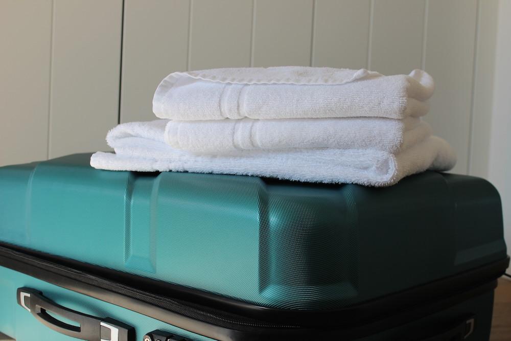Handtücher mitbringen Jugendherberge