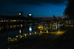 Feuerwerk an der Weser erleben
