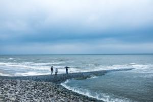 Silvester auf der Insel: Norderney