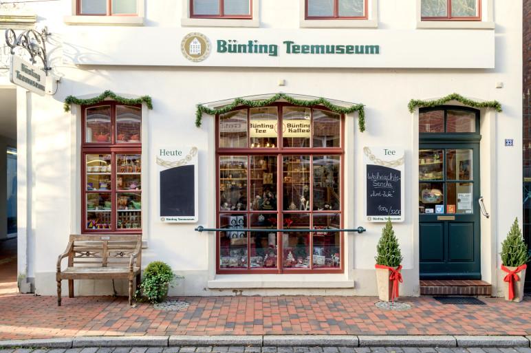 Buenting Teemuseum in Leer
